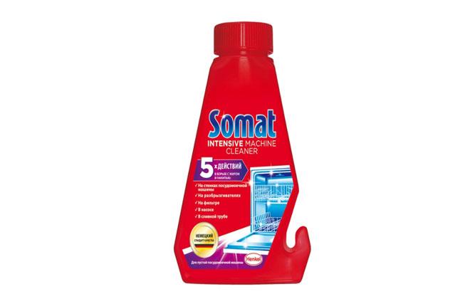 Somat Machine Cleaner от Henkel