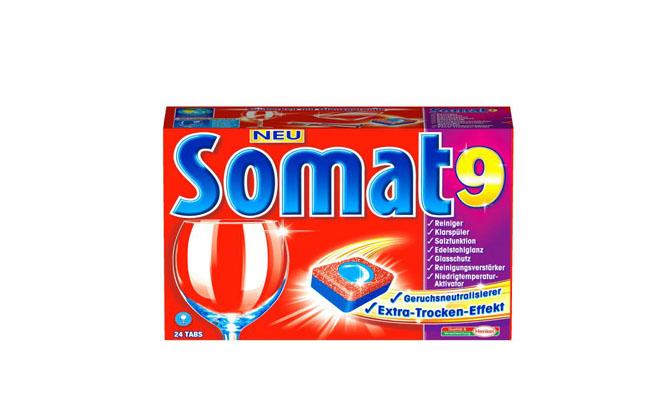 Somat для посудомойки