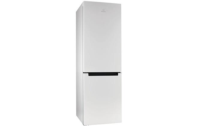 Вид холодильника Indesit DF 4180 W