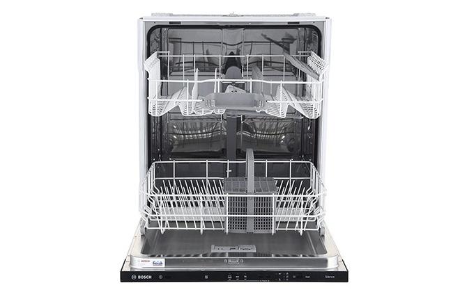 Вид посудомойки Bosch перед отгрузкой