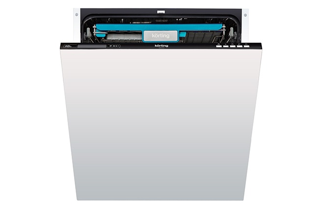 Внешний вид посудомоечной машины Korting KDI 60165