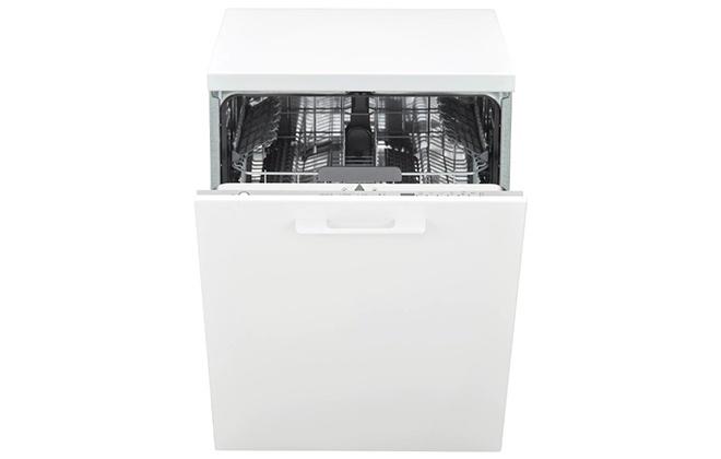 Внешний вид посудомоечной машины Ренодлад от Икеа