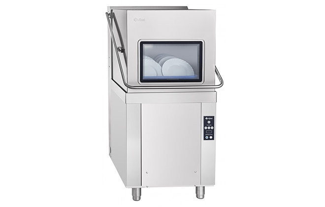 Внешний вид посудомойки Abat МПК-1100К