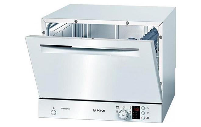 Внешний вид посудомойки Bosch Serie 4 SKS62E22