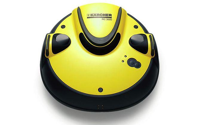 Внешний вид пылесоса Karcher RC 3000