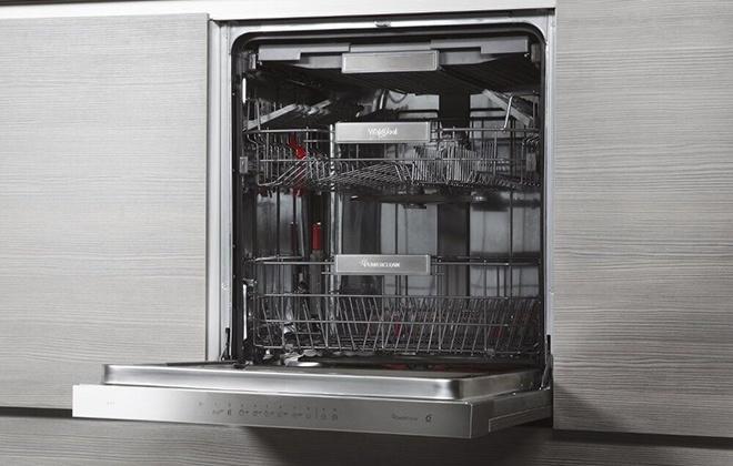 Встраиваемая посудомоечная машина Whirlpool WIO 3T123 PEF