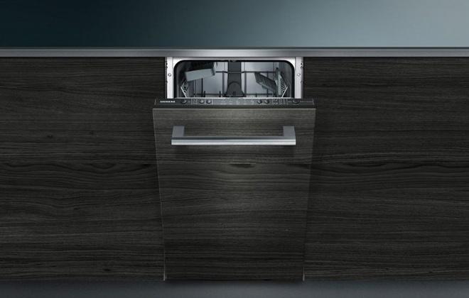 Встроенная посудомойка Siemens SR615X10IR
