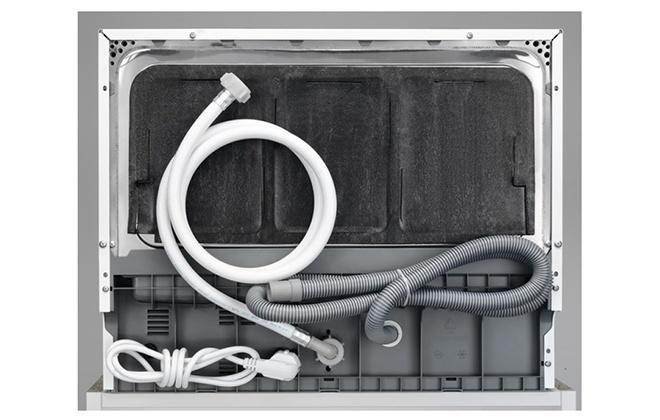 Задняя панель посудомоечной машины Electrolux