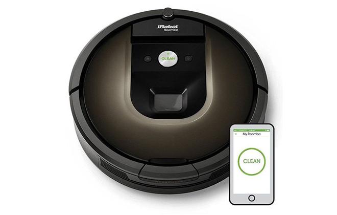 iRobot Roomba модели 980