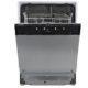 Посудомоечная машина Bosch ActiveWater SMV23AX02R изготовленная из стальных панелей