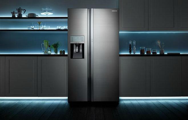 Бытовая техника фирмы Samsung для кухни