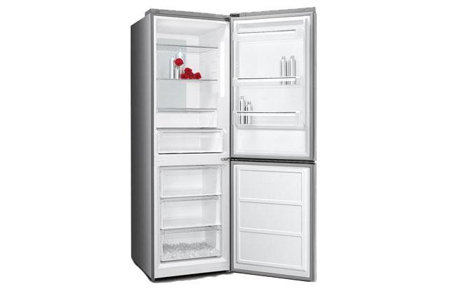Холодильник Dexp с двумя камерами