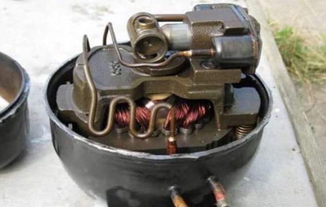Компрессор на холодильной технике