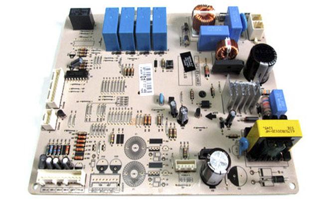 Модуля управления техники