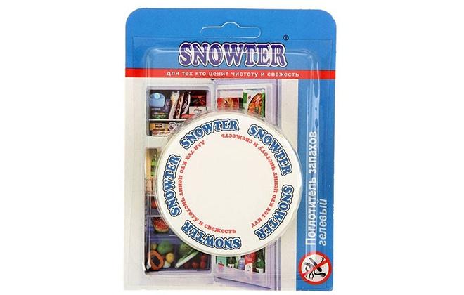 Поглотитель запаха для холодильника Snowter