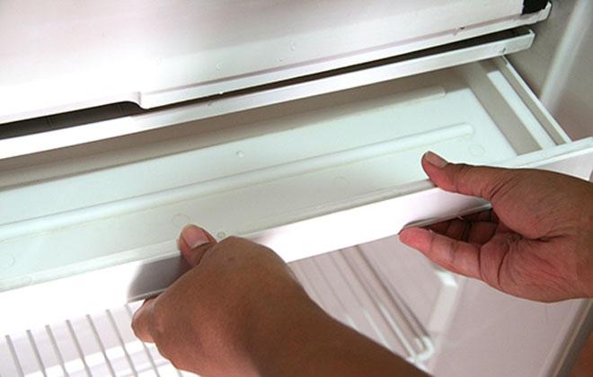 Системы разморозки холодильника