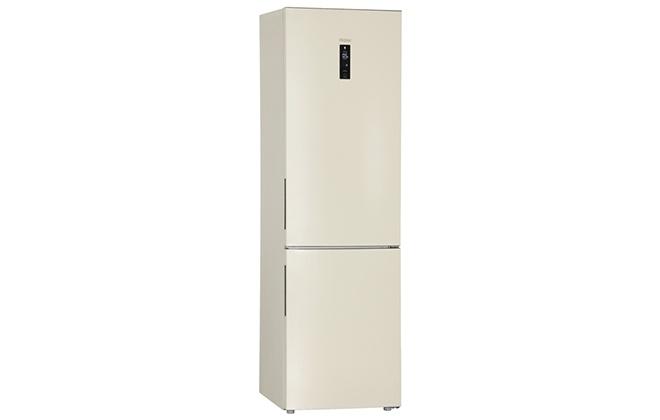 Светлый холодильник Haier C2F637CCG