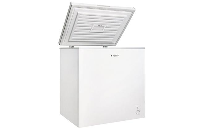 Узкий морозильный ларь Hansa - FS1503