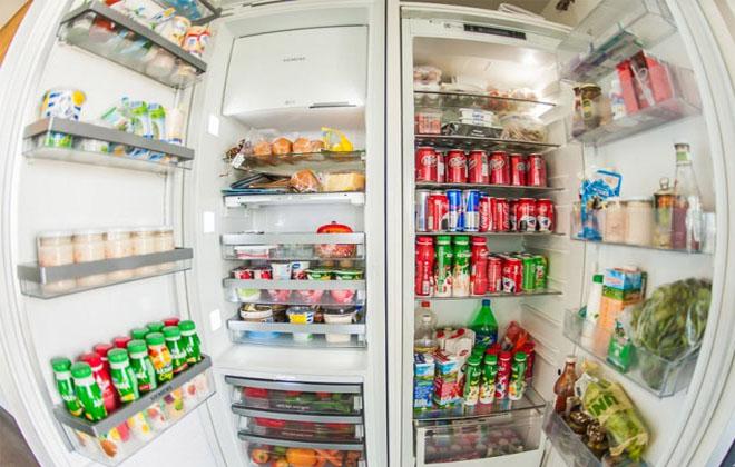 Включить холодильную технику