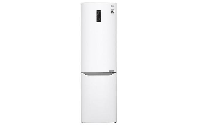 Внешний вид холодильника LG GA-B499 SVQZ