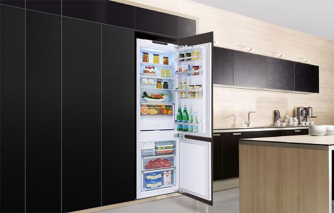 Встроенная модель холодильника