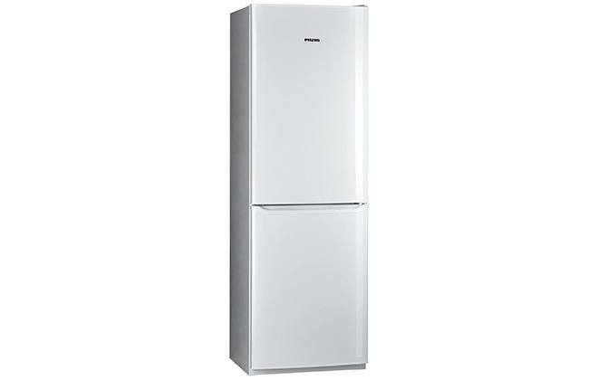 Белый двухкамерный холодильник Pozis RK-139