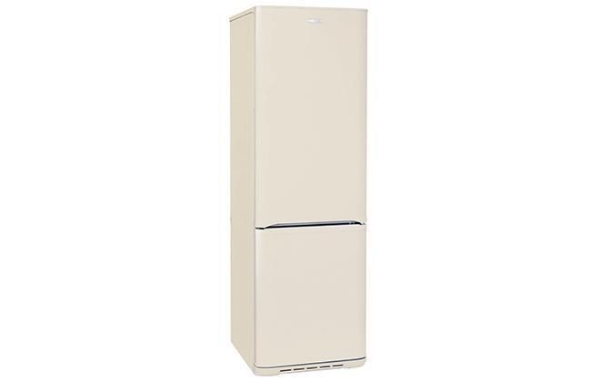 Бежевый холодильник Бирюса 127