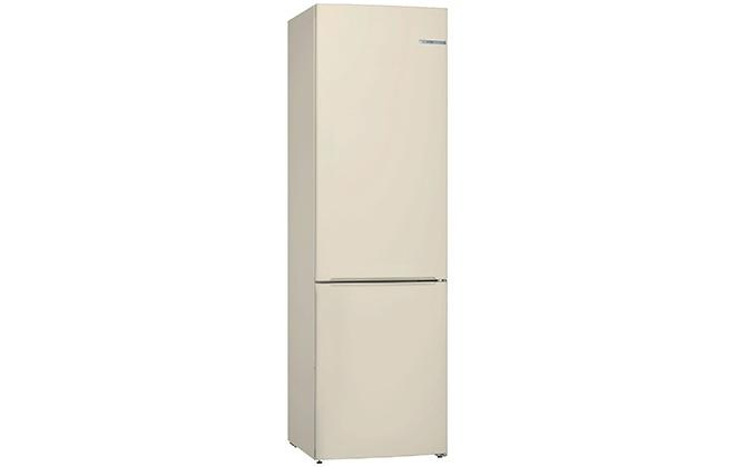 Бежевый холодильник Bosch NatureСool KGV39XK2AR