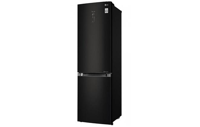 Дизайн холодильника LG GA-B499TGBM
