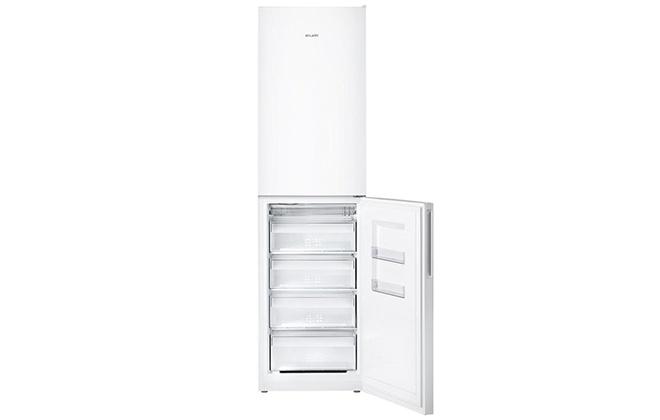 Холодильник Атлант ХМ 4625-101 с открытой нижней дверцей