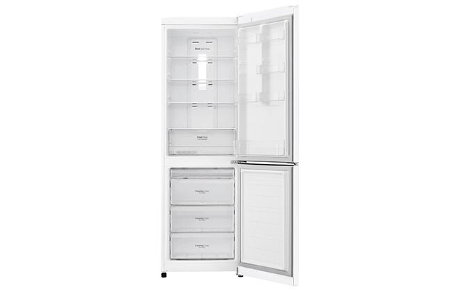 Холодильник LG GA-B419SQGL внутри