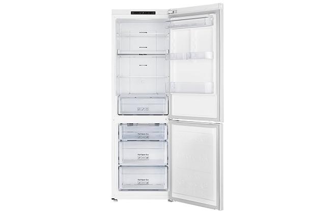 Холодильник Samsung RB30J3000WW внутри