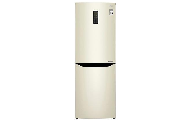 Холодильник c инверторным компрессором LG GA-B379SYUL