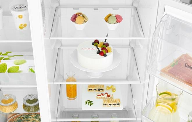 Полки холодильника LG GC-B247SEUV