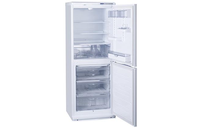 Пустой холодильник Атлант ХМ 4010-022