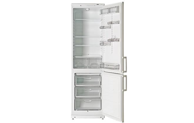 Пустой холодильник Атлант XM 4024-000