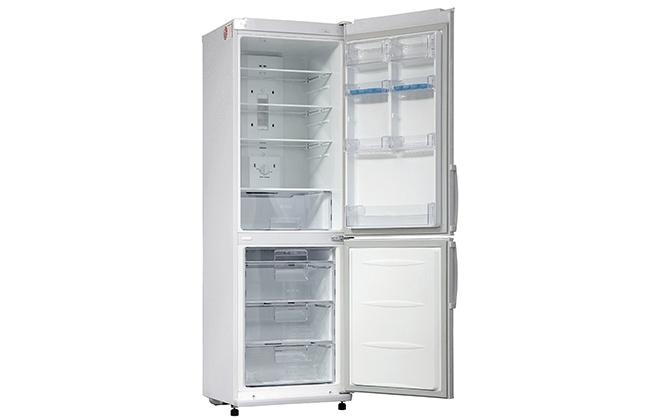 Пустой холодильник LG GA-E409UQA