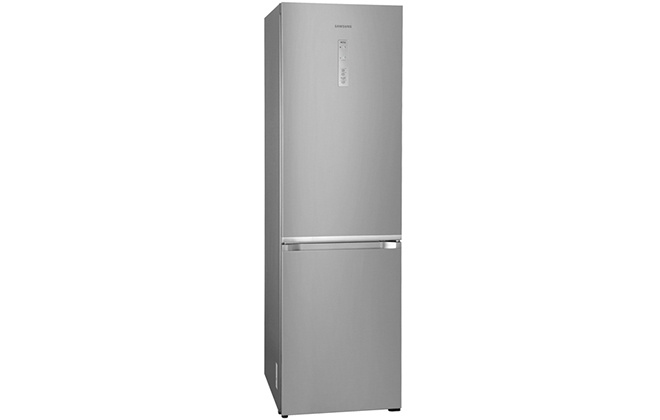 Серебристый холодильник Samsung RB41J7861S4