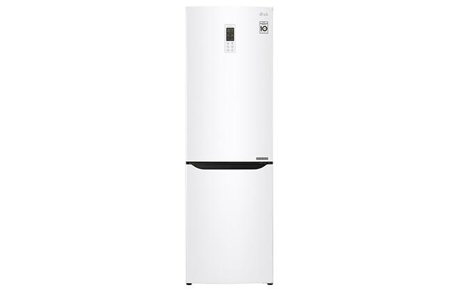 Внешний вид холодильника LG GA-B419SQGL