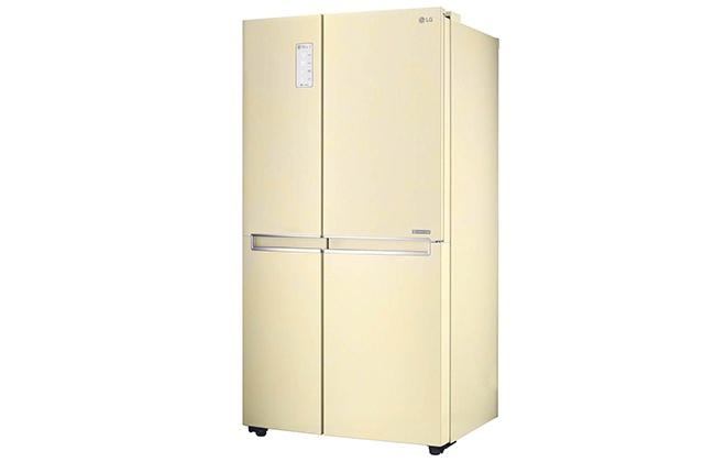 Внешний вид холодильника LG GC-B247SEUV