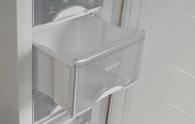 Выездной ящик морозильной камеры Atlant