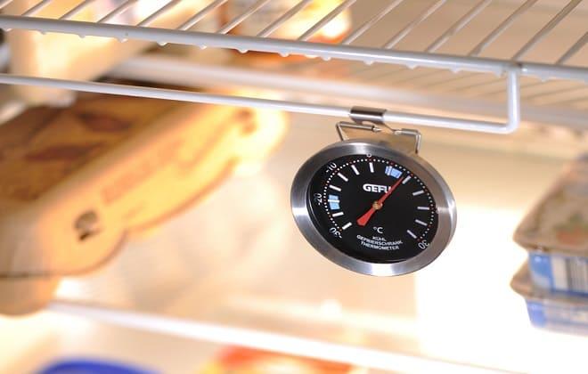 Специальный термометр для холодильника