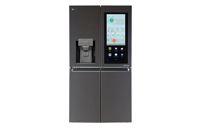LG Smart InstaView