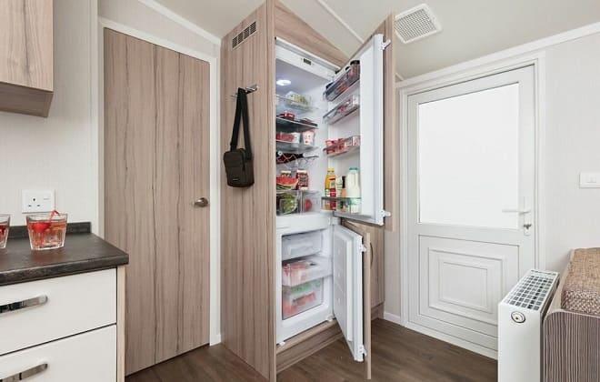 Шкаф для встраиваемого холодильника своими руками