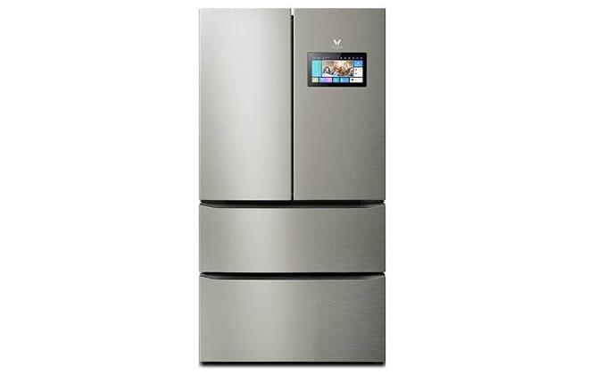 Viomi Intelligent French Four-door Refrigerator