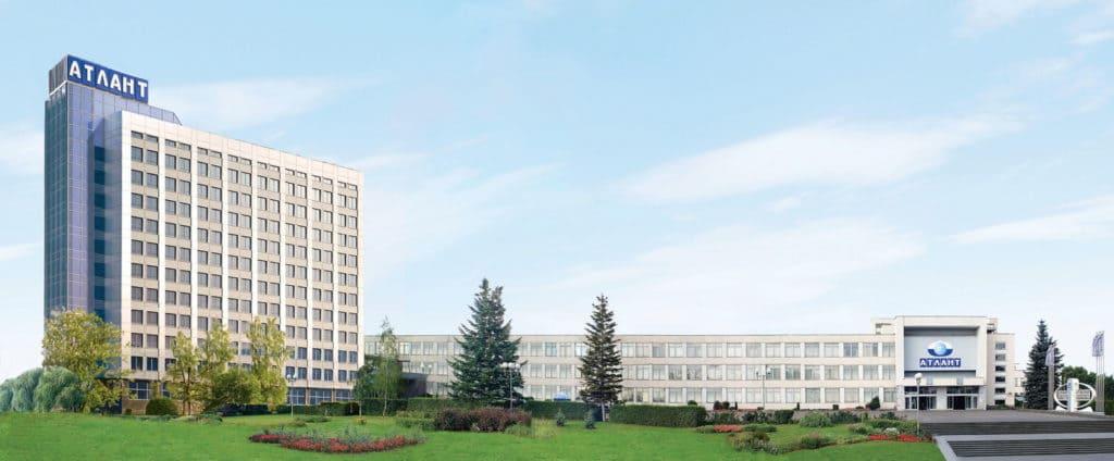 Завод Атлант в Минске