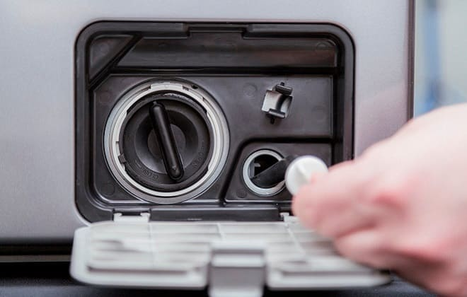 Чистка фильтра стиралки Самсунг