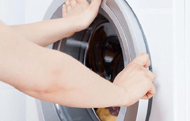 Дверца не закрывается стиральной машины LG