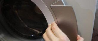 Как самостоятельно открыть стиральную машинку если сломалась ручка