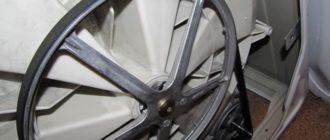 Как самостоятельно поменять ремень на стиральной машине Самсунг